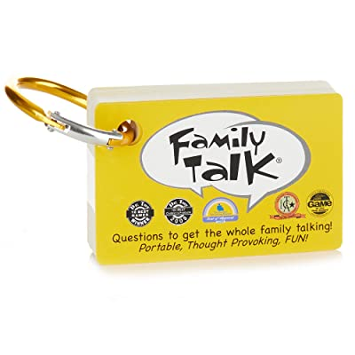Around the Table Games Family Talk: Toys & Games