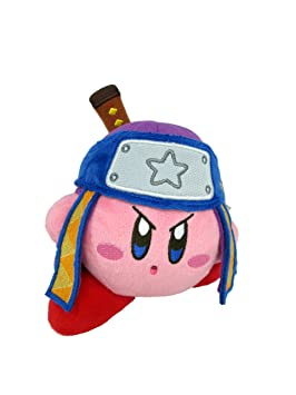Kirbys Dream Land All Star Collection Ninja Kirby Juguete De Peluche