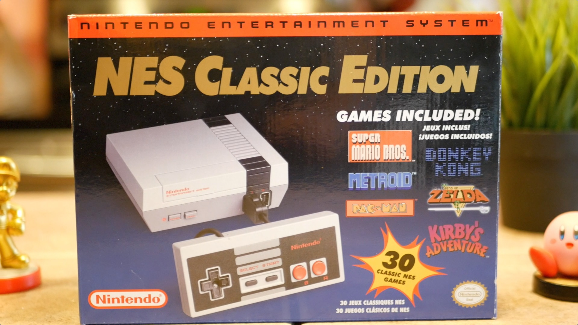 Nes Classic Edition Review Nintendo Mini