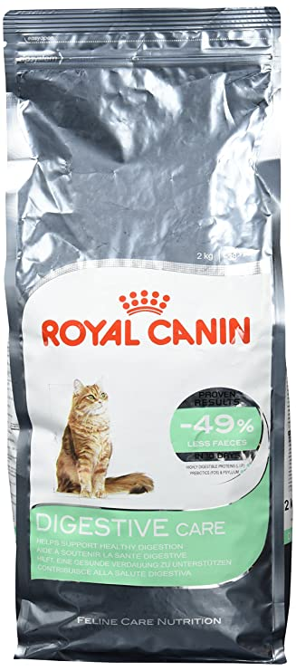 Royal Canin Comida para gatos Digestive Care 2 Kg: Amazon.es: Productos para mascotas