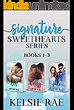 Signature Sweethearts Boxset Books 1-3