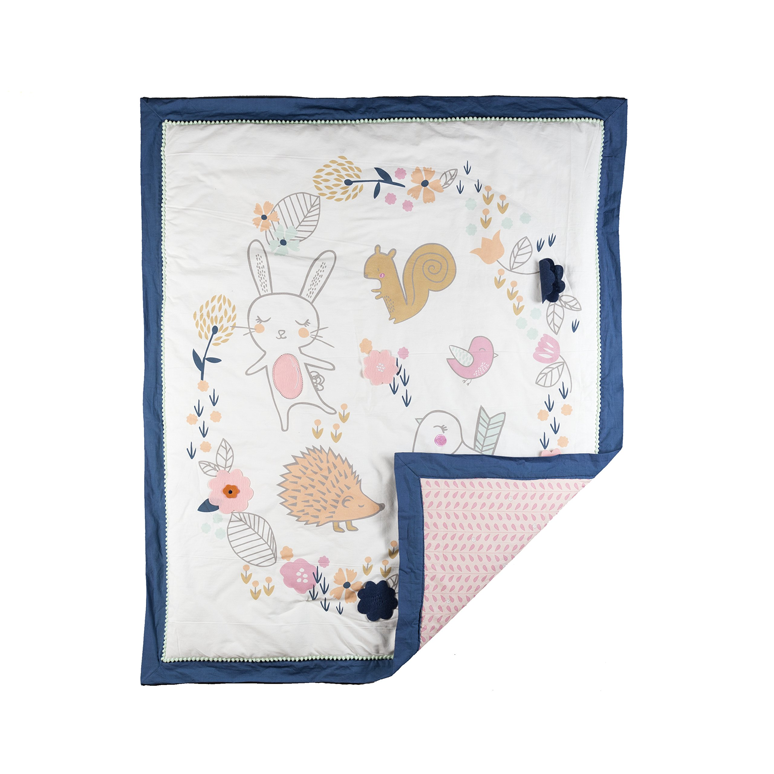 Lolli Living Stella Baby/Toddler Quilt by Lolli Living
