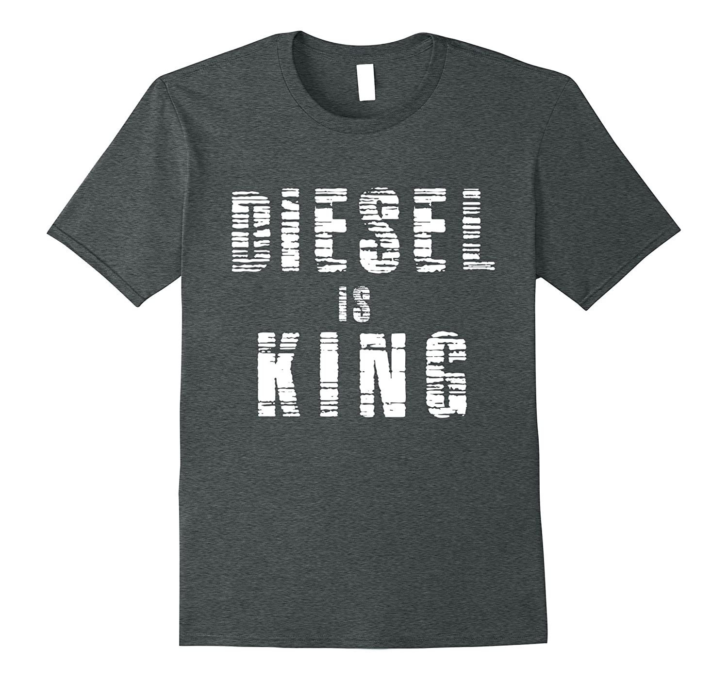 Diesel is King Shirt | Mechanic T-Shirt | DHX Shirts-FL