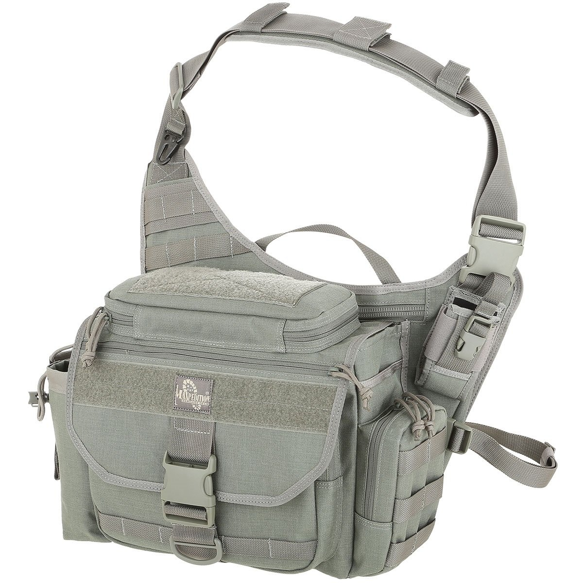 Maxpedition Mongo Versipack - foliage green
