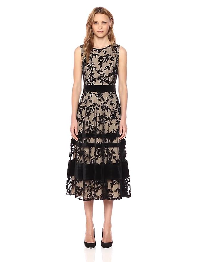 21083818c7d Taylor Dresses Women s Burnout Maxi Long and Full Dress
