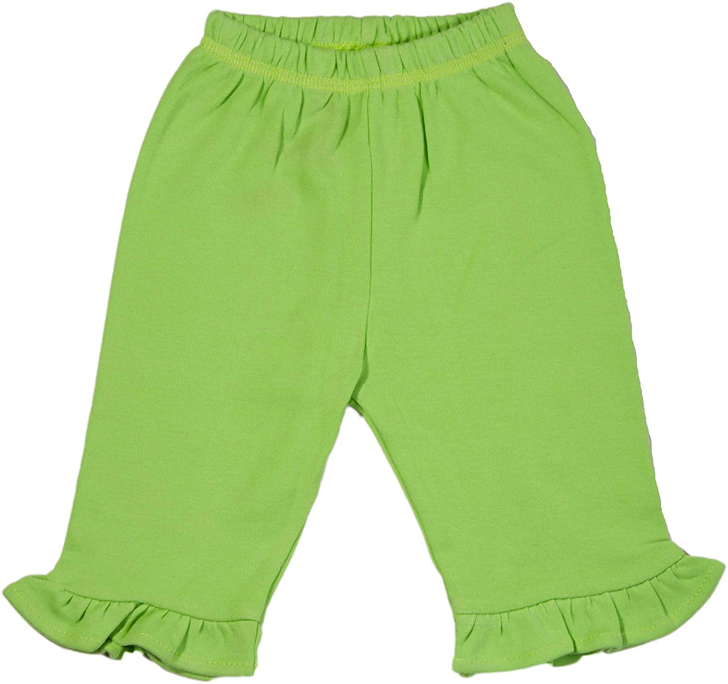 Baby Milano Lime Frilled Pants