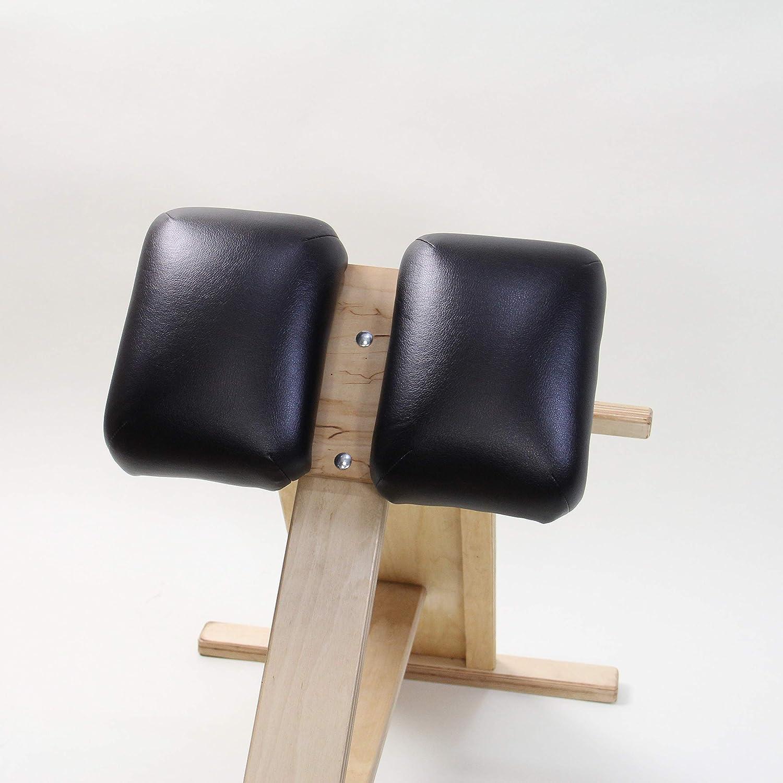 BSG/ 28988// Extrem gut gepolstert Bis 150 kg Benutzergewicht geeignet. Geeignet f/ür alle K/örpergr/ö/ßen BeckerSport-Germany HYPEREXTENSION 150.