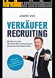 Verkäufer-Recruiting: Wie Sie mit dem 360-Grad-Recruiting-System die besten Verkäufer finden