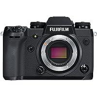 Fujifilm X Series Mirrorless IBIS Compact System Camera, Black (Fujifilm X-H1 Body Olnly)