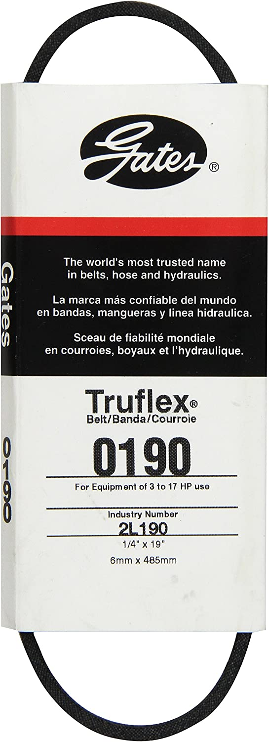 Gates Truflex 0190 V Belt