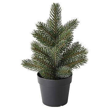 Künstlicher Tannenbaum Ikea.Amazon De Ikea Fejka Künstlicher Weihnachtsbaum Im Topf 9 Cm