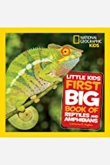 Little Kids First Big Book of Reptiles and Amphibians (Little Kids First Big Books) Kindle Edition