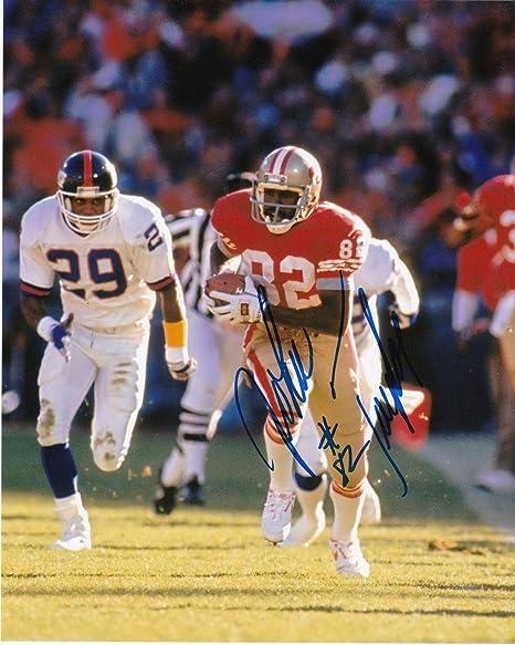 d32232b0dbe Autographed John Taylor Photograph - 8x10 - Autographed NFL Photos ...