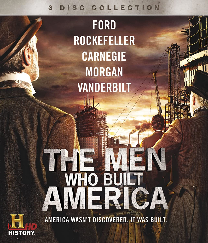 Men Who Built America [Blu-ray] [Import] B00BEYWW9I