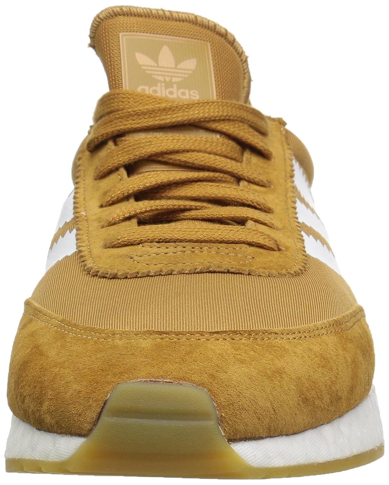 adidas Originals Men's I-5923 CQ2490 Core Black/White/Copper Metallic - 4