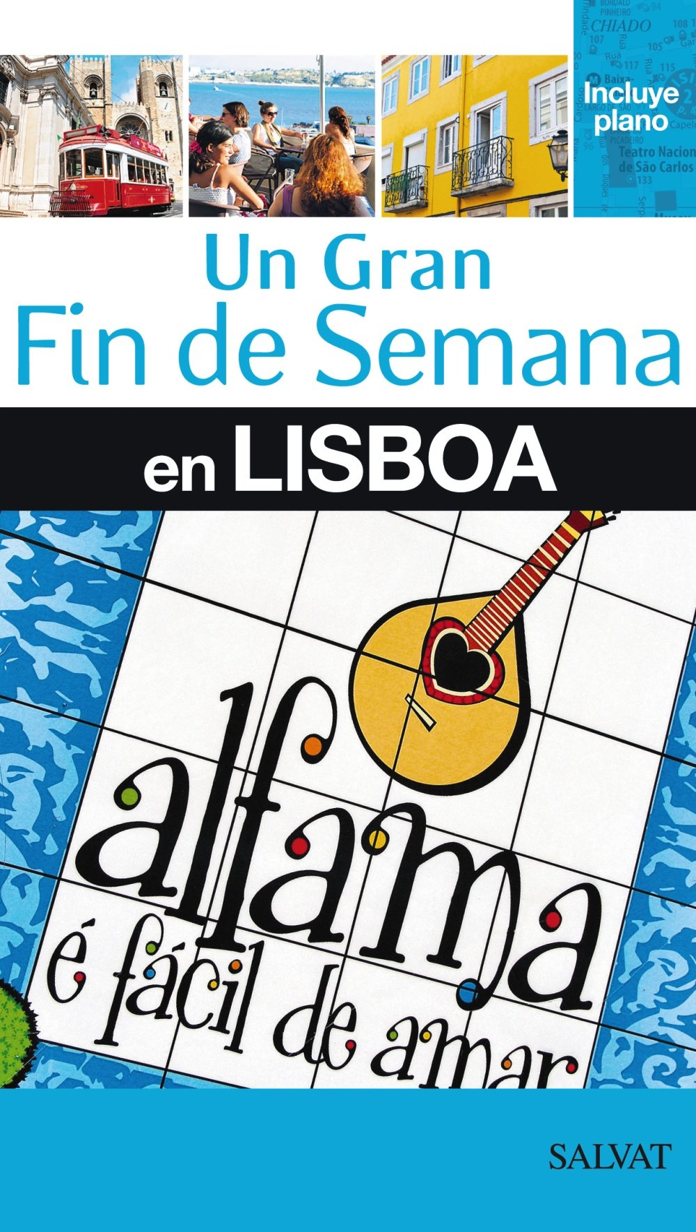 Un gran Fin de Semana en Lisboa Castellano - Salvat - Turismo ...