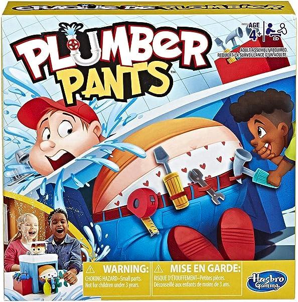 Plumber Pants