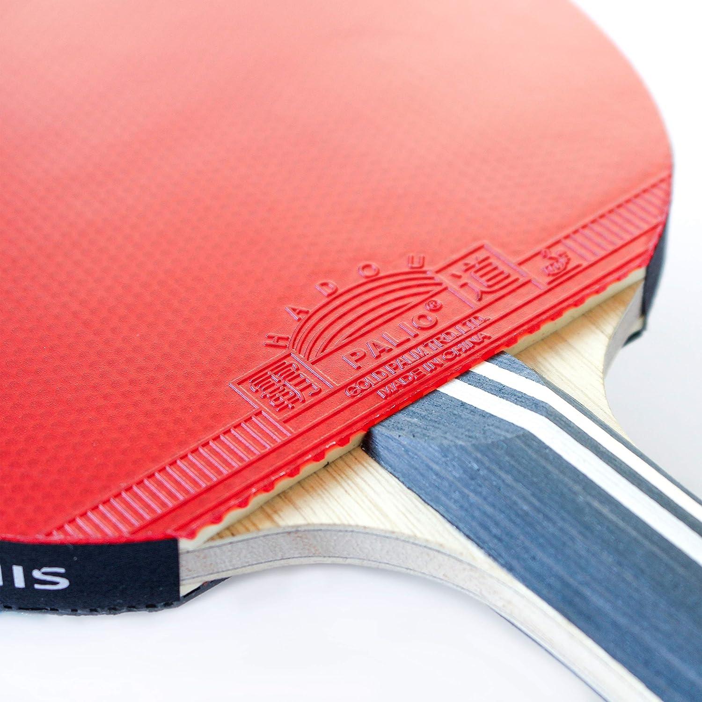 Amazon.com: Palio Legend 3.0 - Raqueta de tenis de mesa y ...
