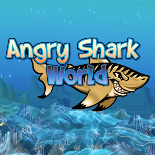 Angry Shark World -