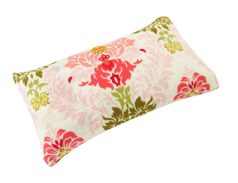Keep your Needles Clean /& Sharp Nakpunar Pink Damask Emery Pin cushion