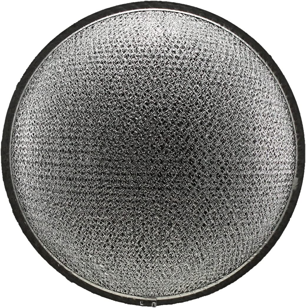 American Metal Filter AMRDF1004 Washable OEM Grease Filter for Broan, GE, Nutone and Rangeaire
