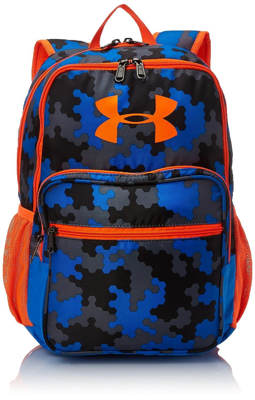 b7eba43d6e Under Armour Boys HOF Backpack, Blue Jet, One Size, Backpack ...