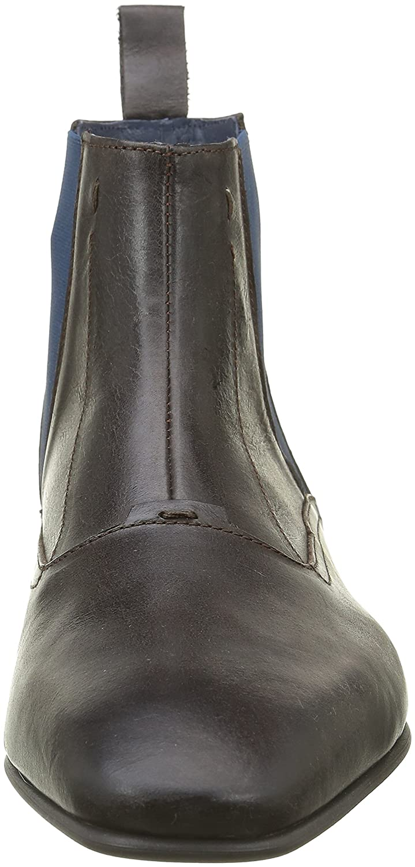 Hexagone Herren Marcello Klassische Stiefel, Braun (Veau Dirty TDM), 40 EU
