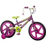 "Mongoose Girls Lark Bicycle with 18"" Wheels, Pink"