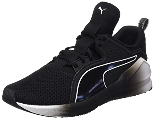 1b1c6e3cef98 Puma Women s Fierce Lace WN s Fitness Shoes  Amazon.co.uk  Shoes   Bags