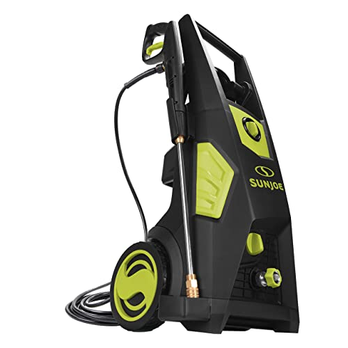 The Most Powerful Electric Pressure Washer of Sun Joe