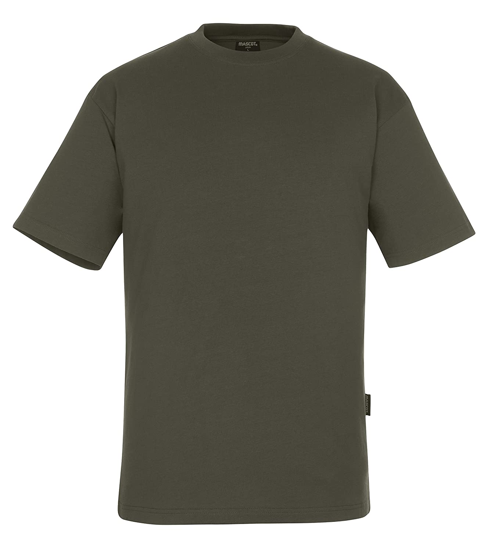 Mascot 00782-250-19-S ONE'Java' T-shirt, Dark Olive, Small