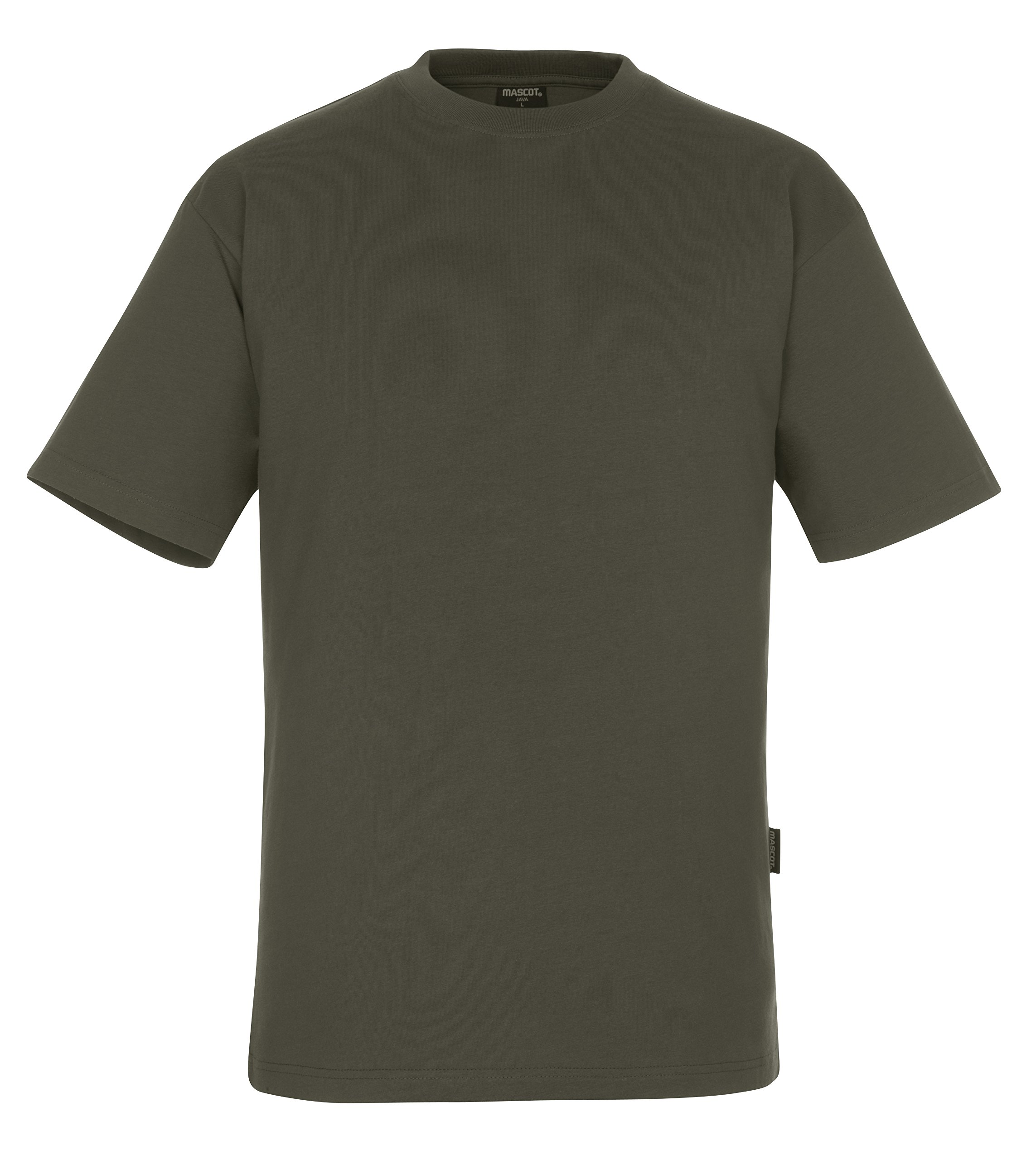 Mascot 00782-250-19-XL ONE''Java'' T-shirt, Dark Olive, X-Large by Mascot (Image #1)