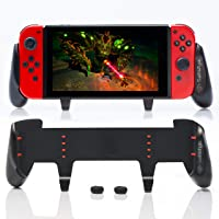 Satisfye - Accessories Compatible with Nintendo Switch - Comfortable & Ergonomic Switch Grip, Joy Con & Switch Control…