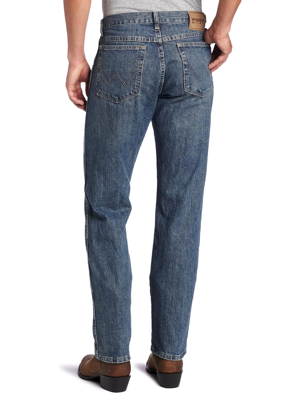 Wrangler Mens Big /& Tall Rugged Wear Regular Straight-Fit Jean