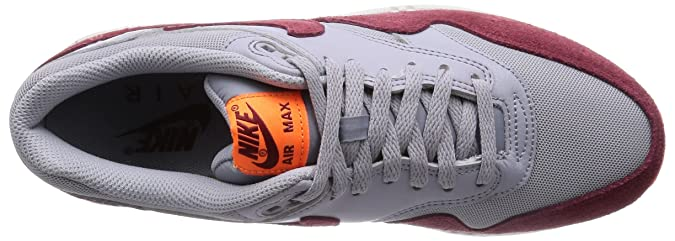 Nike Wmns Air Max 1 Essential - para Hombre, blk/DP ryl bl-TD pl bl-pr pltn, Talla 37.5
