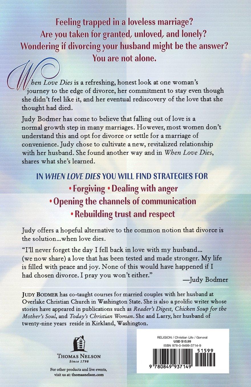 loveless christian marriage