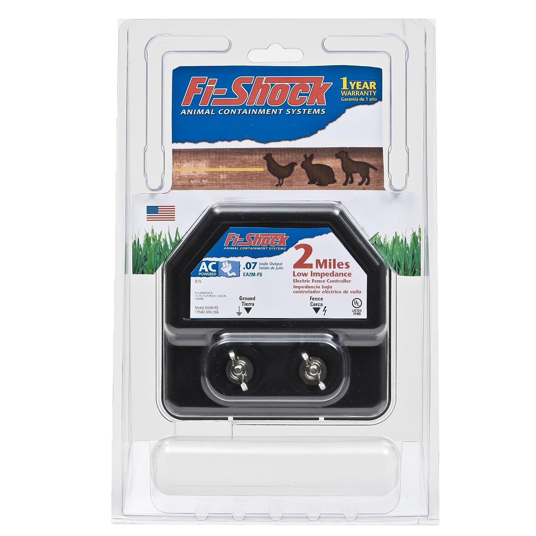 Fi-Shock EA2M-FS AC Low Impedance Energizer, 2-Mile