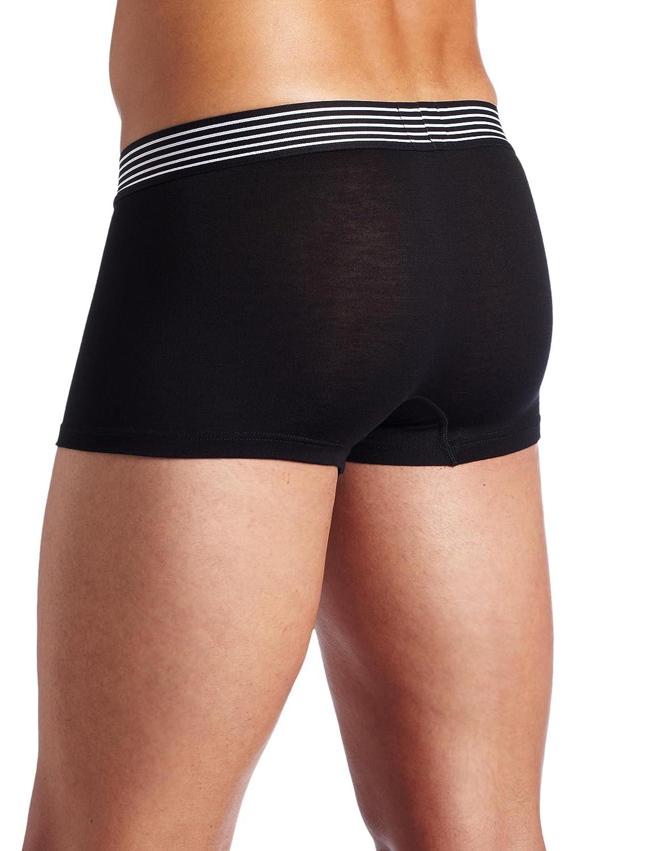IST Mens Shapewear Maximize No-Show Trunk X 2