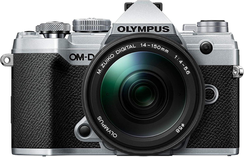 Olympus Om D E M5 Mark Iii Kit Systemkamera Silber Kamera