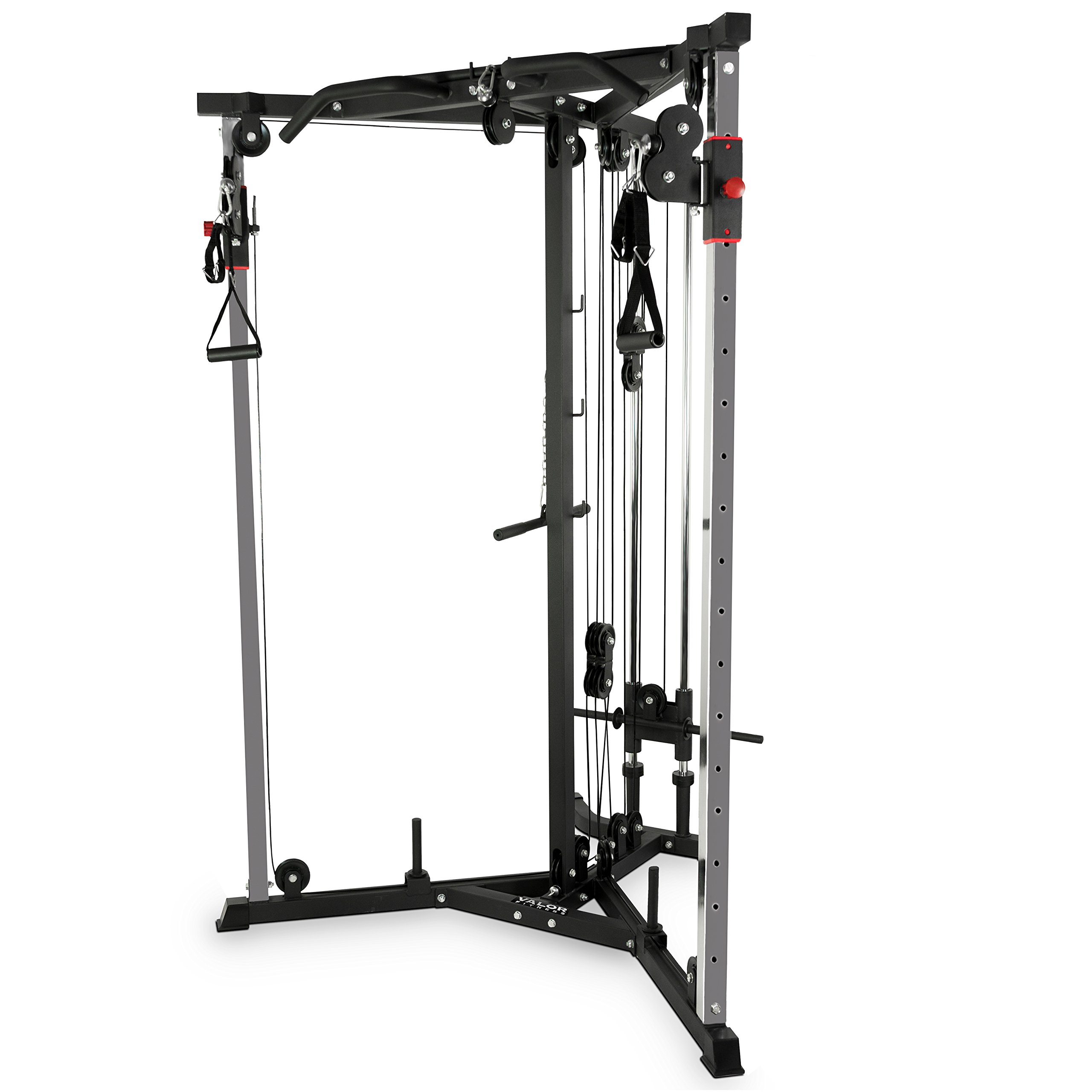 Valor Fitness BD-61 Cable Crossover Station by Valor Fitness
