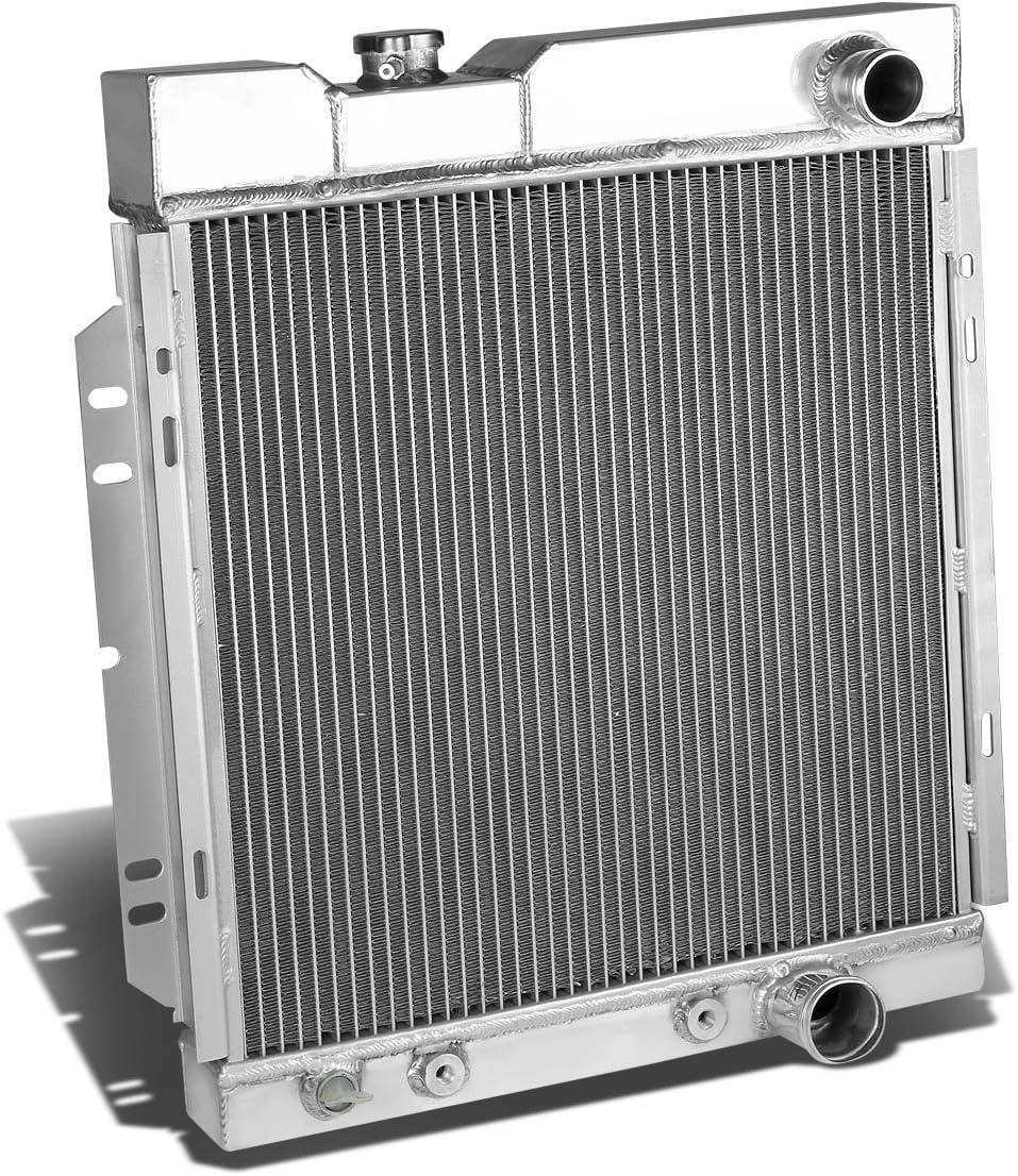 DNA Motoring RA-FM64-2 2-Row Full Aluminum Radiator