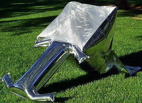 Silver Balloon Solar Cooker: - Horno Solar Ultraligero ...