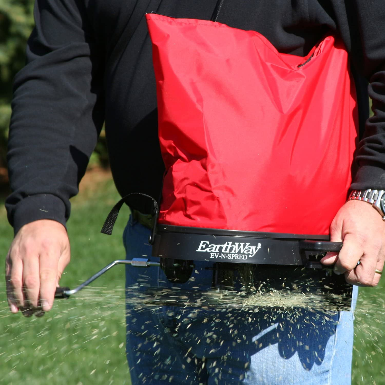 4 Pack Earthway 2750 Hand Crank Garden Seeder Seed and Fertilizer Spreader