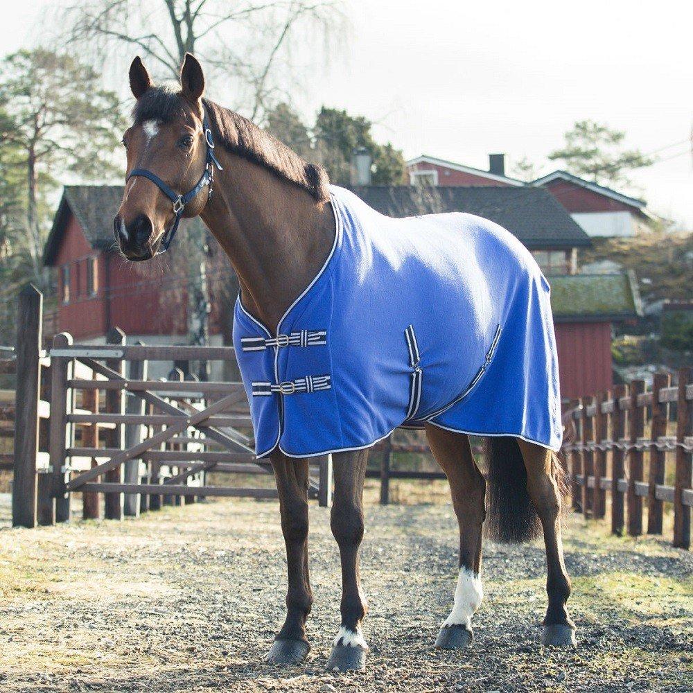 netproshop Pferde Abschwitzdecke aus Fleece Auswahl