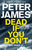 Dead If You Don't (Roy Grace Book 14) (English Edition)