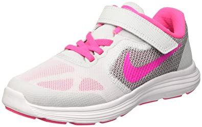 269464a0ea96 Nike Girls Revolution 3 (PSV) Trail Running Shoes