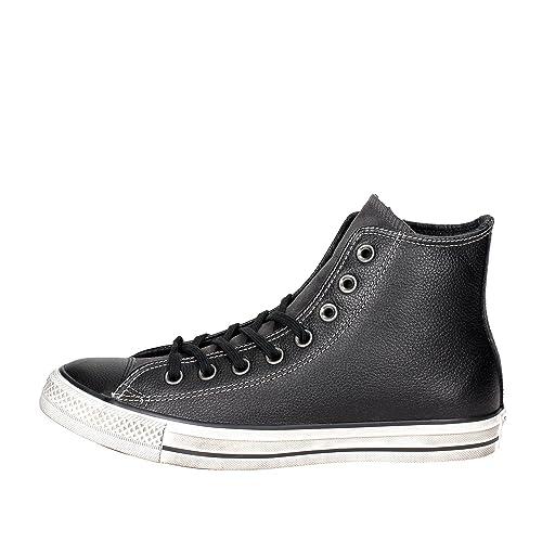 CONVERSE scarpe unisex sneakers alte 158963C CTAS DISTRESSED HI