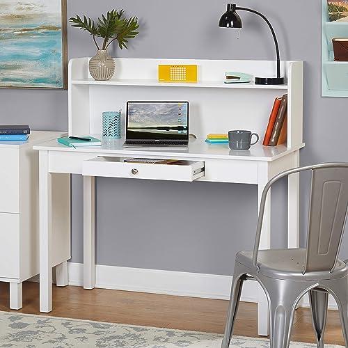 TMS Foster Modern 1 Drawer Office Desk