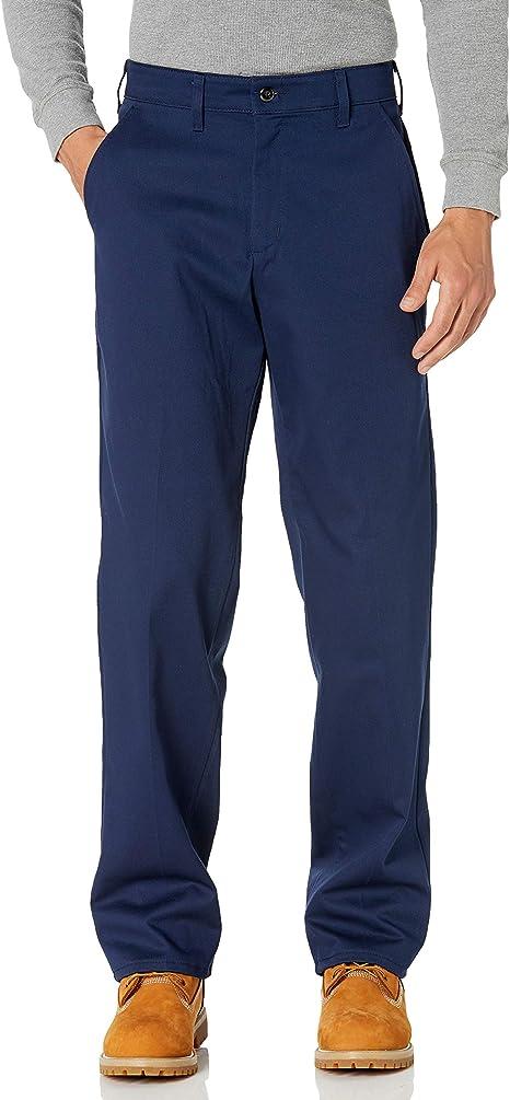 Red Kap Men S Wrinkle Resistant Cotton Work Pant Clothing Amazon Com