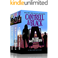 """""""A"""" is for Actress, """"B"""" is for Bad Girls, """"C"""" is for Coochy Coo: Three Humorous Cozy Mysteries in One! (Malibu Mysteries Box Set Book 1)"""